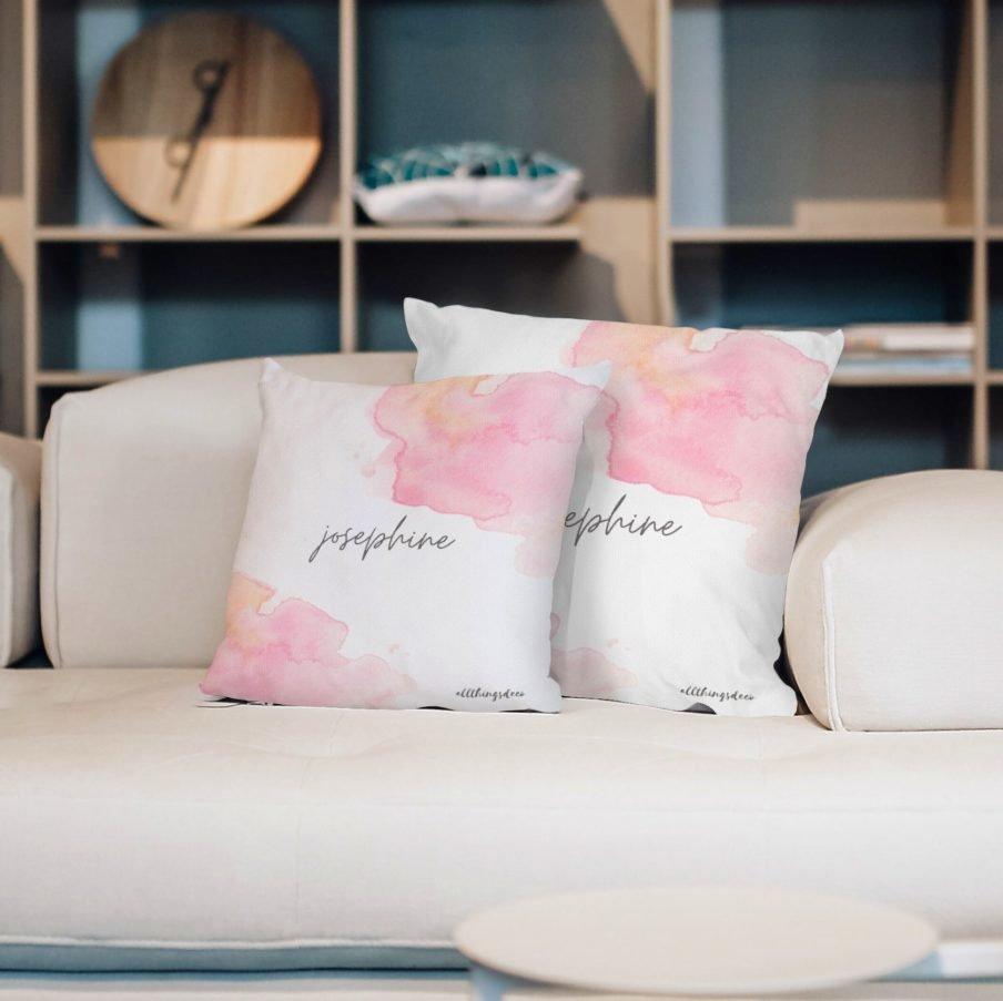 juliette cushion by ATD